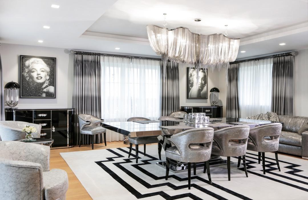 Interior style hunter interviews interior designer peter for Chic interior designs
