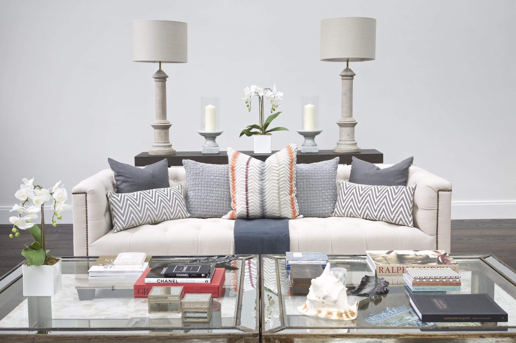 Interior styling with one of london 39 s top stylists ehg home for Interieur styling