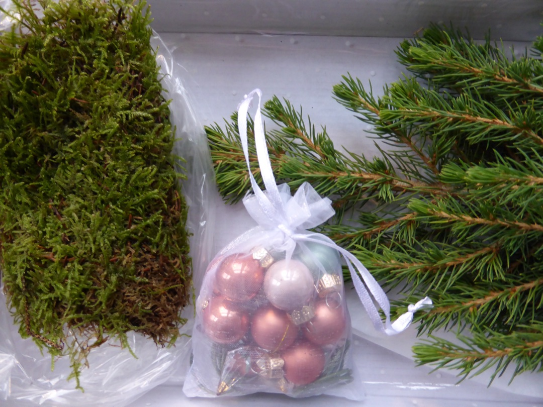 Bloom and Wild Christmas Tree decorations