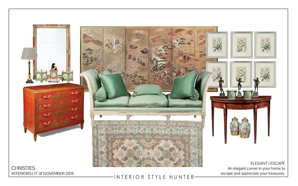Christies Interiors Style Board