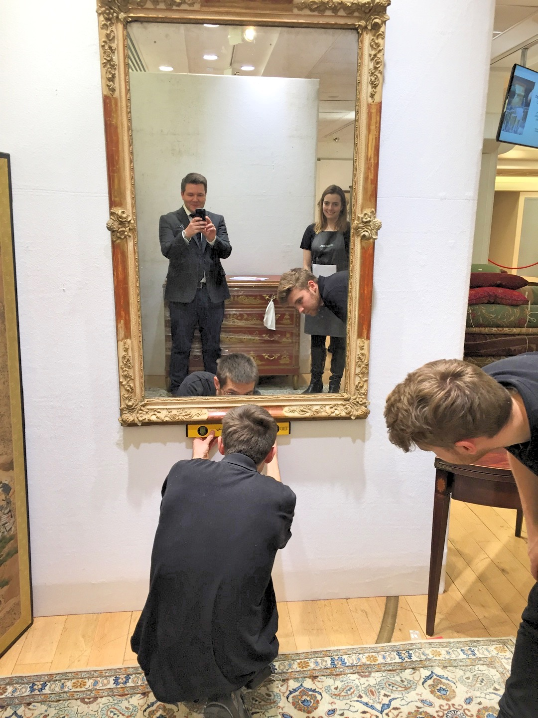 christies styling interior style hunter behind the scenes 9