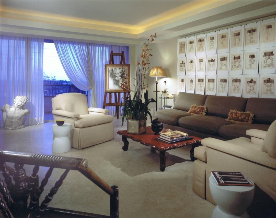 01 - Los Angeles Condo - Alta Loma Living Room (2)