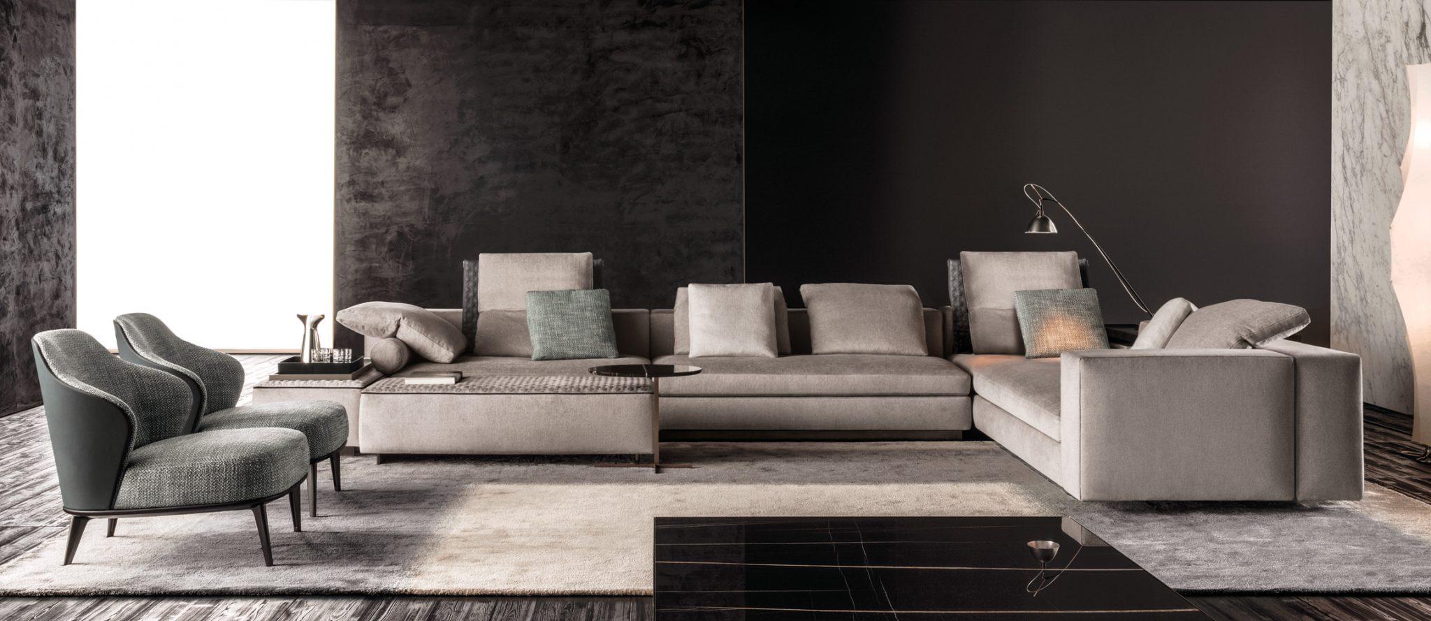 5 Sofa Shapes Explained