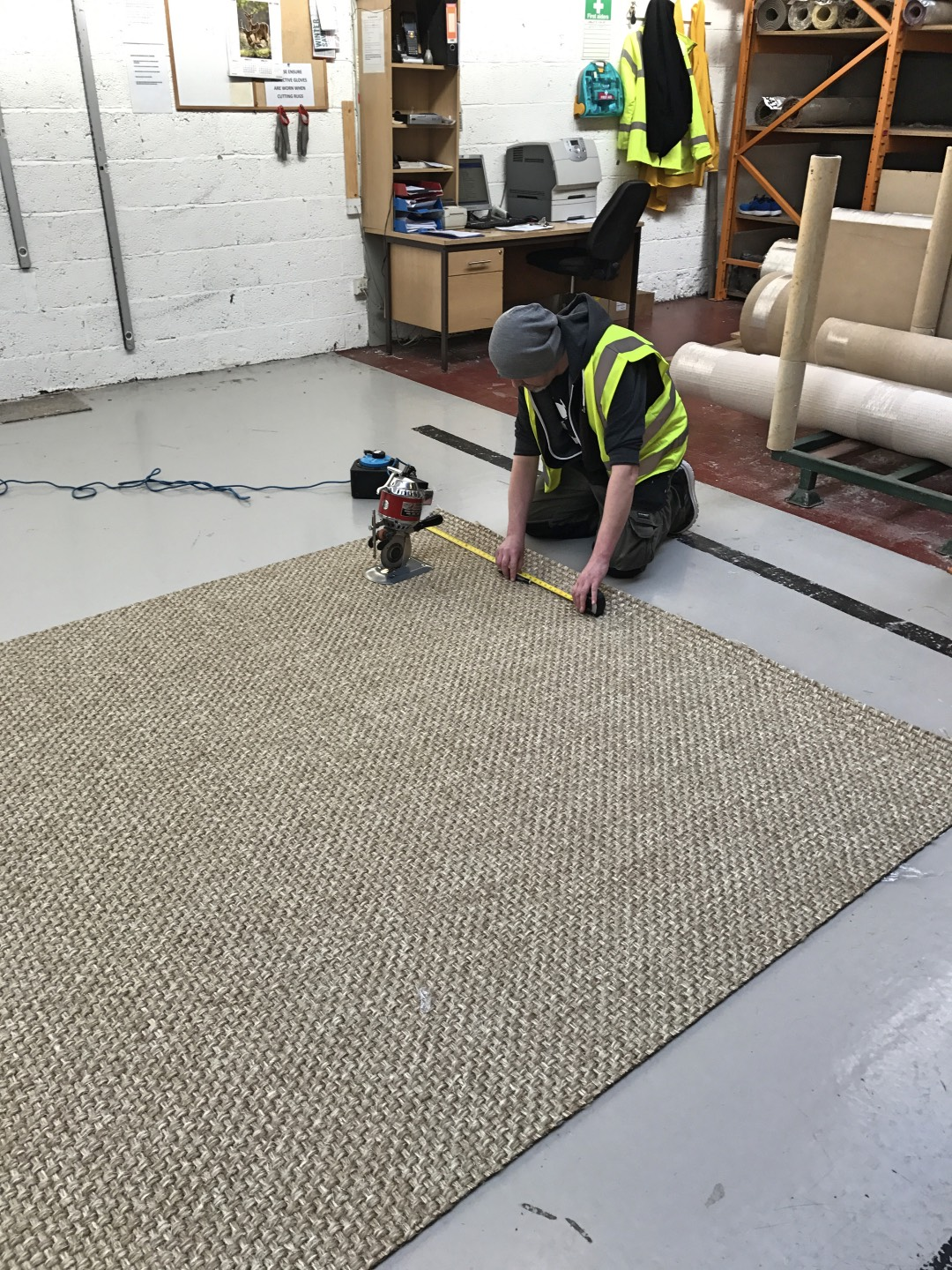 Creating A Bespoke Rug With Crucial Trading